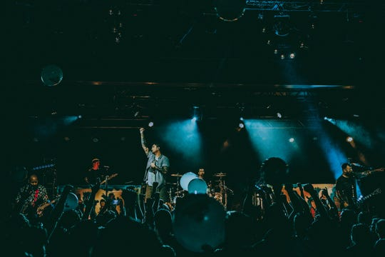 "New Found Glory will headline Sunday's ""BreakFEST"" in Franklin."