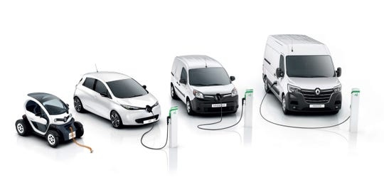 Renault was one of the first automakers to embrace a full range of electric vehicles.