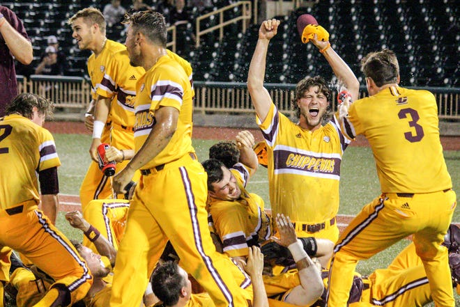 Central Michigan is making its first NCAA Tourament apperance since 1995.