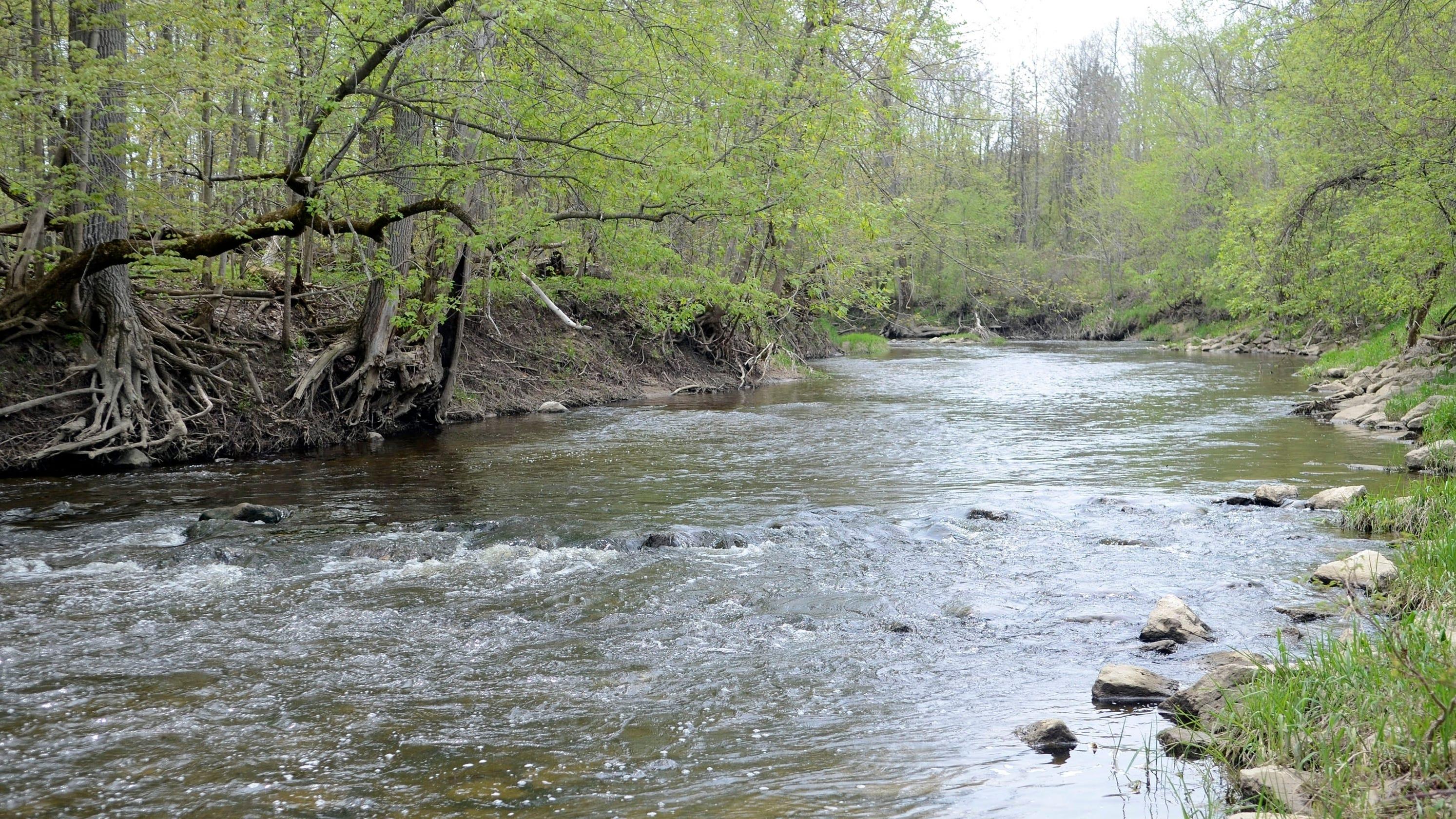 Belle River Roadside Park Gets Nearly $450K Grant For Rehab