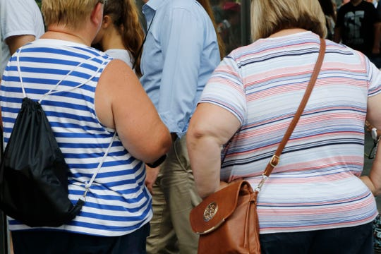 On Tuesday, May 28, 2019, health officials are reporting fewer new cases of diabetes in U.S. adults --  even as obesity rates continue to climb.
