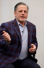 """Quicken Loans founder Dan Gilbert is """"improving by the hour"""" after suffering a stroke."""