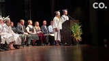 Brooke Giffin graduated from Polaris Expeditionary Learning School Thursday. She hopes to run for office someday.