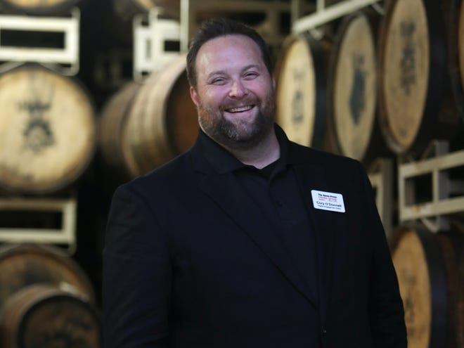 Cory O'Donnell, Digital Engagement Editor, at Wicked Dolphin Artisan Rum