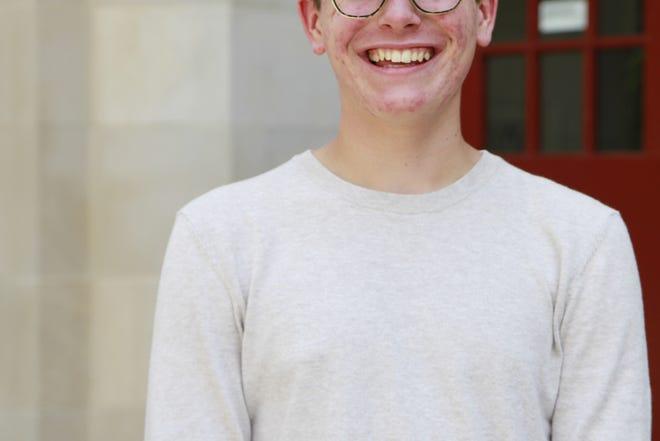 Taylor Curry, Great Falls High School Senior