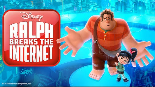 """Ralph Breaks the Internet"" promo image"