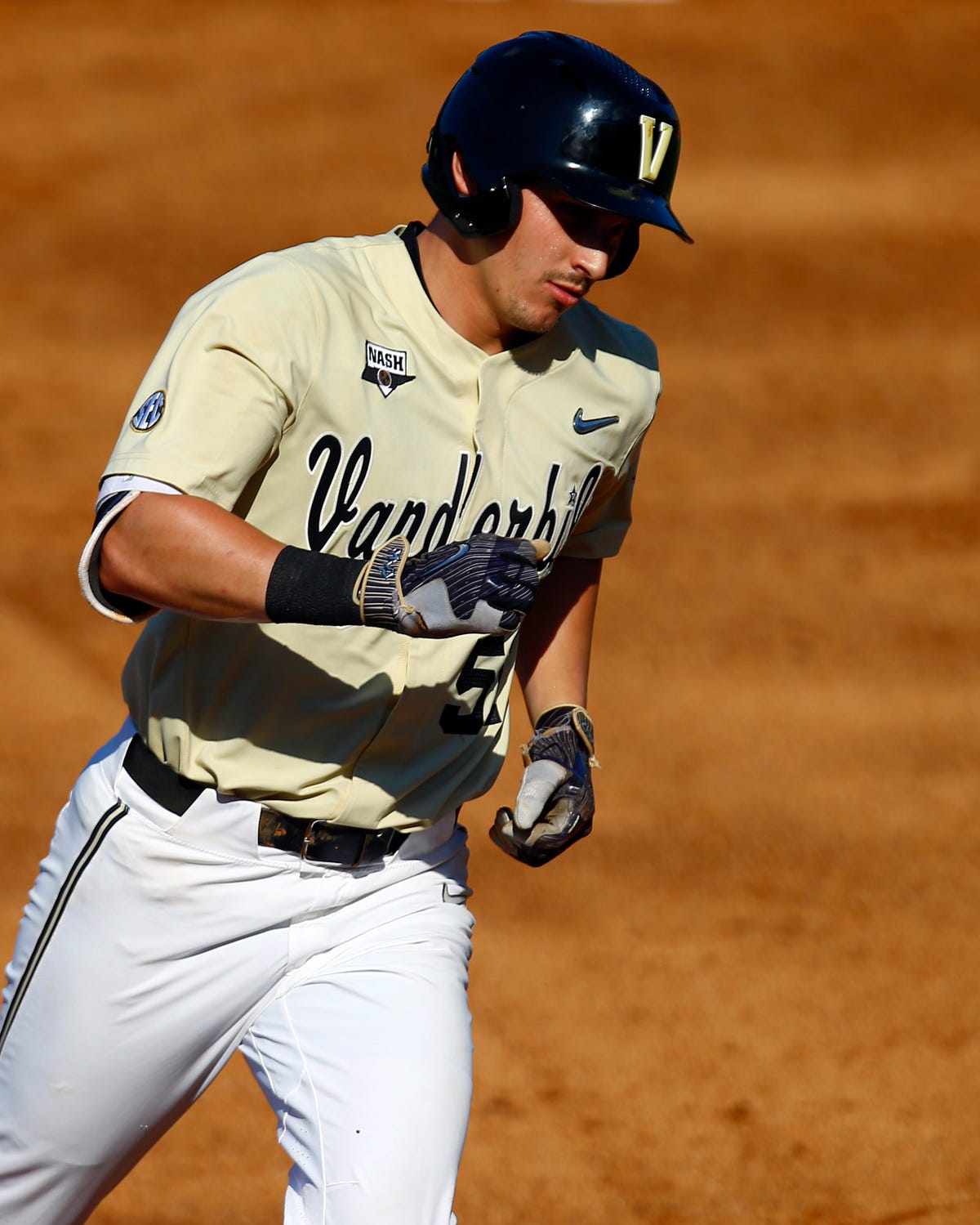 Detroit Tigers could draft J J  Bleday, the NCAA home run champ