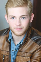 "Patrick Garr a native of Kentucky is currently performing with the national tour of ""Hamilton"""