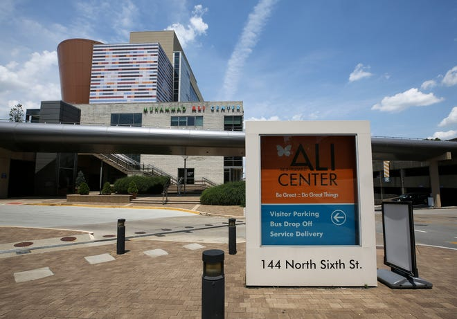 The Muhammad Ali Center is closing temporarily due to COVID-19.
