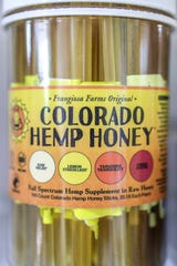 CBD products for sale at Rainbow Blossom.