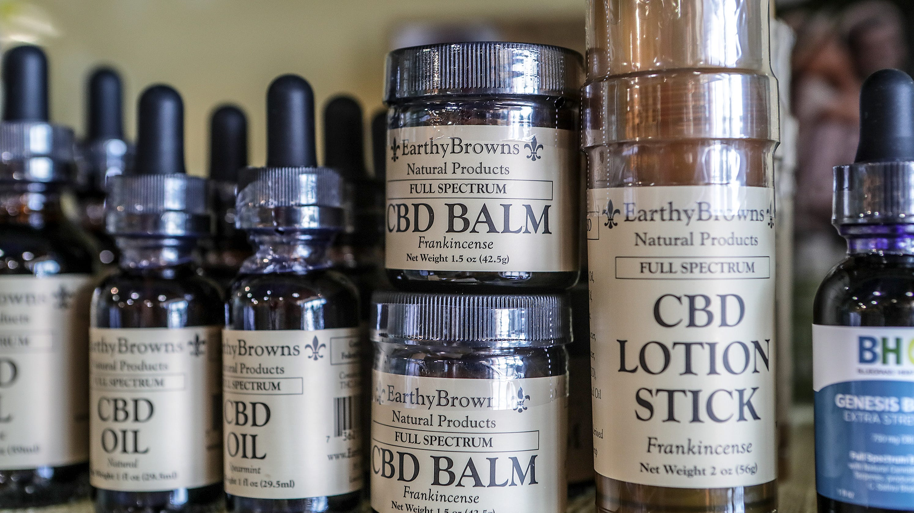 CBD oil legal in Kentucky: What to know about hemp, cannabidoil