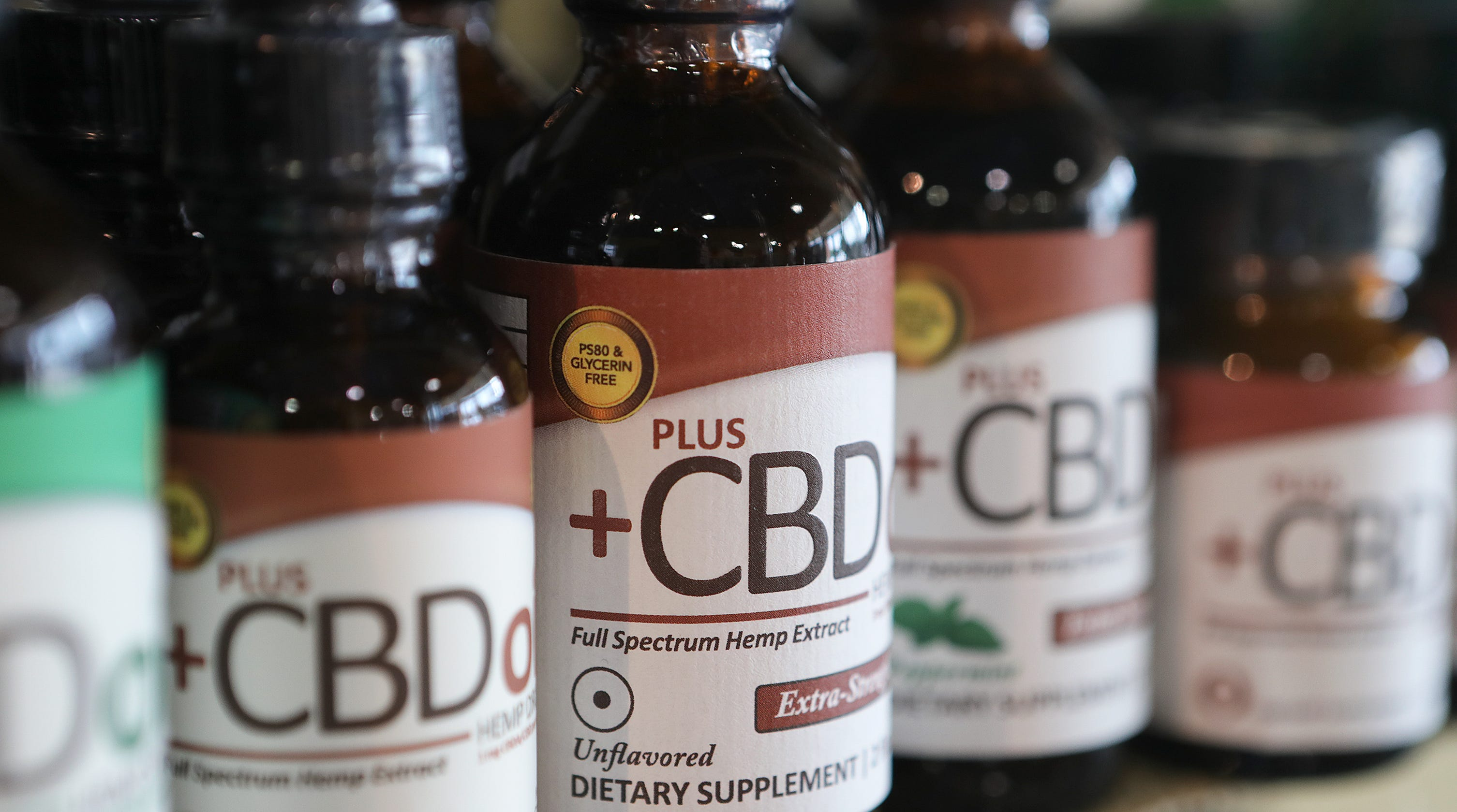 CBD oil in Louisville: Where you can buy hemp products