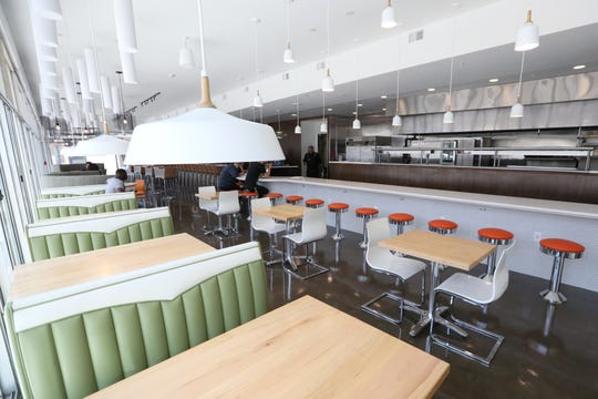 The new 3rd & Court Diner inside Hotel Indigo in Downtown Memphis.