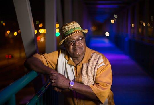 John Gary Williams (Photo by Lance Murphey)