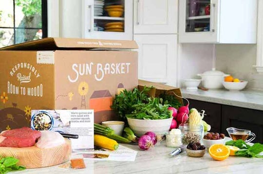 Sun Basket delivers pre-measured ingredients, which makes meal prep convenient.