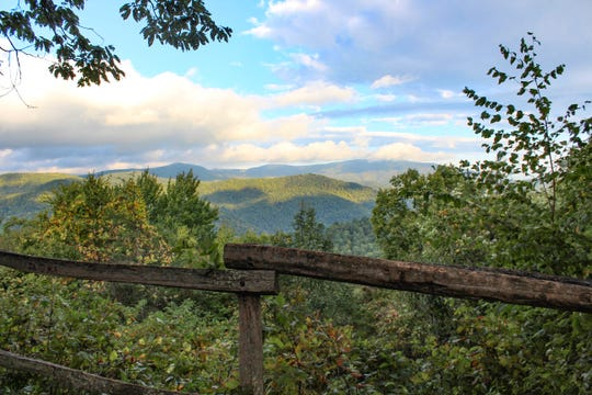 Great Smoky Mountains National Park is the country's most popular national park.