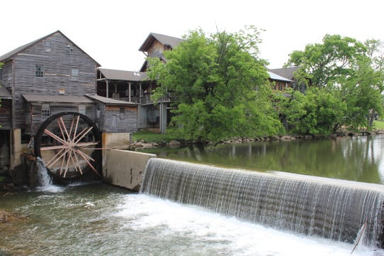The Old Mill is a historic gristmill in Pigeon Forge, Tennessee.