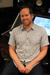 Montgomery native mixing engineer Chris Bethea of  Noiseblock studio in Florence, Ala.