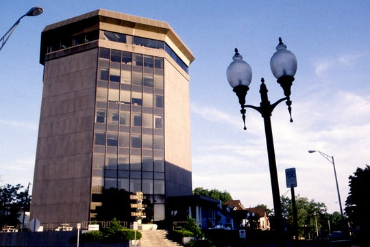 "The United Artists Tower, here May 12, 1989, is one of the ""signature"" buildings on Music Row that has helped the area establish its identity. The building will be repurposed for a boutique hotel that is expected to open in 2020."