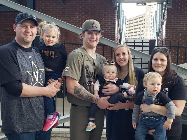 Vanderbilt baseball: Tyler Brown an extraordinary college