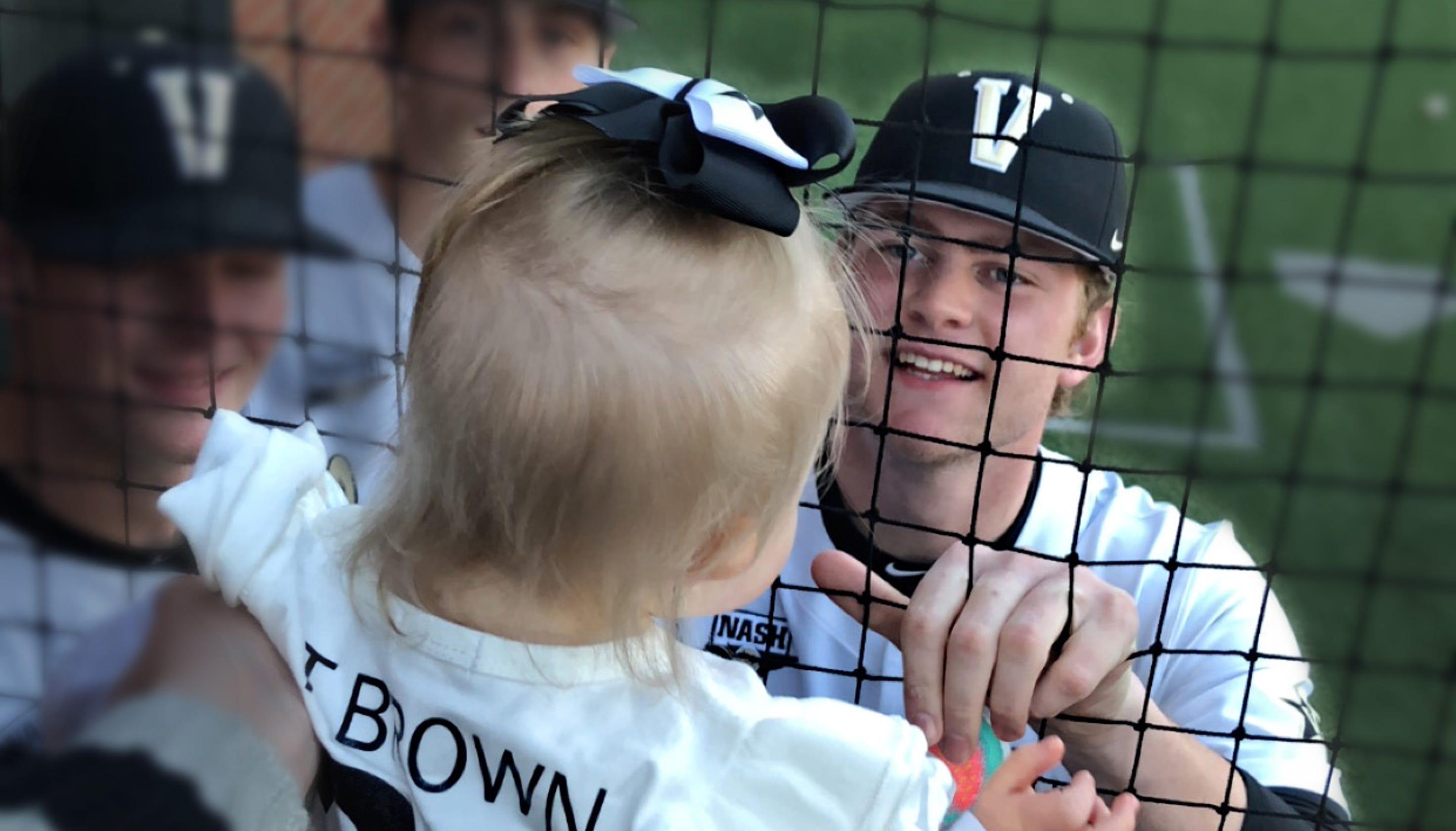 Vanderbilt baseball: Tyler Brown an extraordinary college baseball story