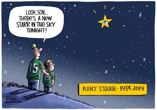 new starr in the sky