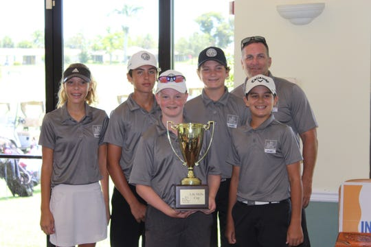 The First Tee also had its Middle School Championship on May 18 at Lakewood Golf & Country Club. Oakridge Middle School won the Life Skills Cup.
