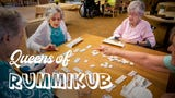Seven days a week, a group of women at Life Care Center of Estero meet to play Rummikub, a game of colorful tiles.