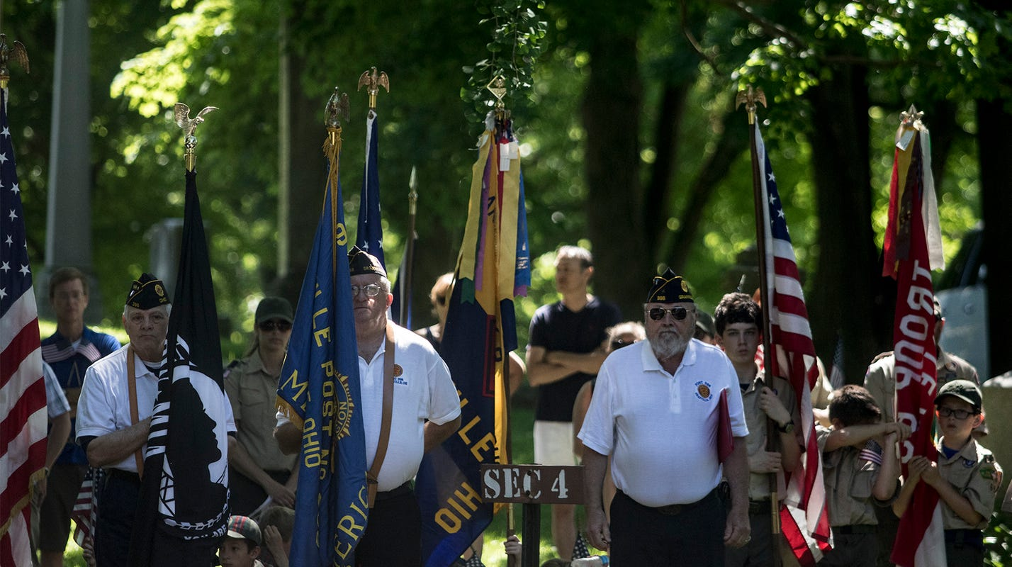Coronavirus Granville Memorial Day Parade Canceled Due To Pandemic