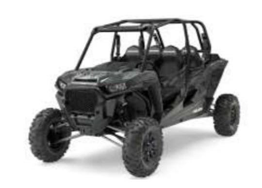 An ATV was recently stolen from MotorCity Power Sports in Bloomfield Township.