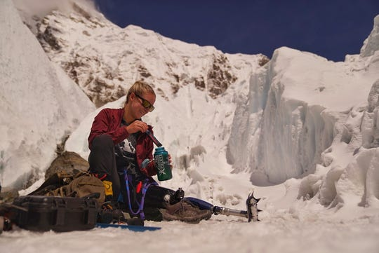 Kirstie Ennis, a Milton native and Afghanistan War veteran, was just 200 meters away from summiting Mount Everest when she had to turn around due to timing and lack of oxygen. Ennis was climbing to raise awareness for her nonprofit, the Kirstie Ennis Foundation, which gives money to organizations that support healing in the outdoors.
