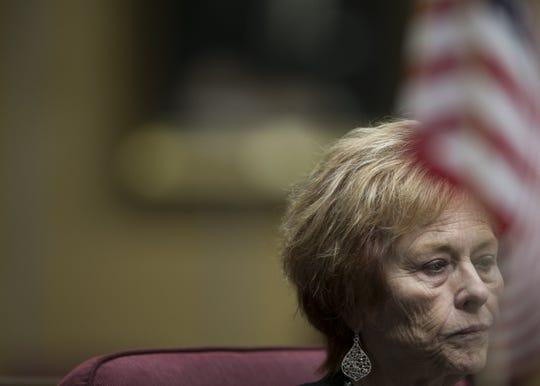 Republican State Sen. Sylvia Allen of Snowflake