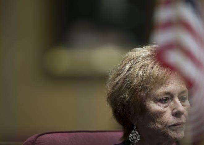 Republican State Sen. Sylvia Allen
