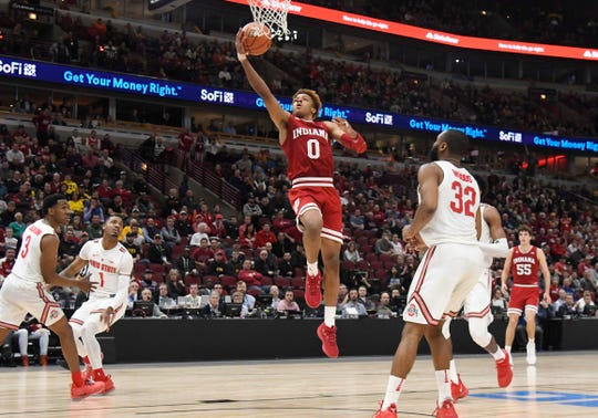 No. 13: Indiana guard Romeo Langford