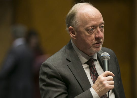 Senate Majority Leader Rick Gray, R-Sun City said, a measure for in-state tuition for DACA and undocumented students should go back to the voters.