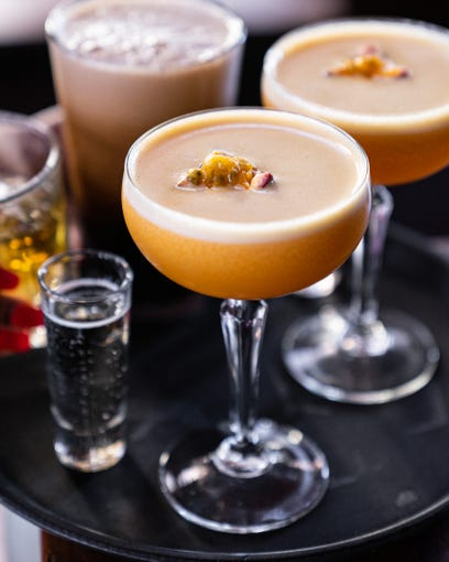 Phoenix bar Bitter & Twisted Cocktail Parlour has been nominated forBest High Volume Cocktail Bar in the Spirited Awards.