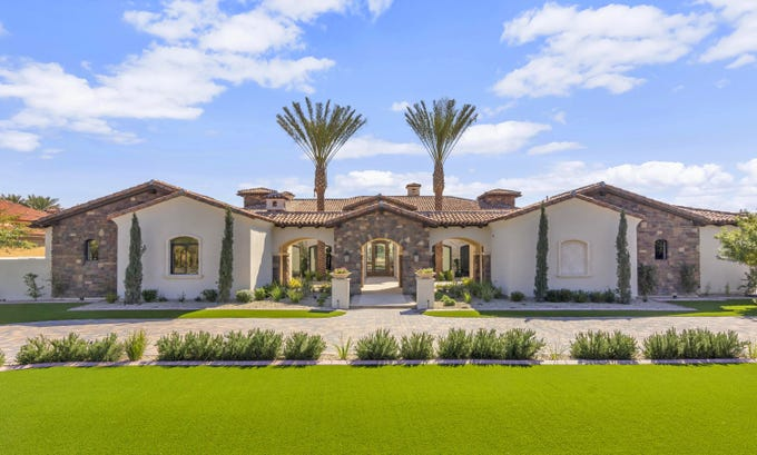 This new Peoria mansion is on the market for $3.9 million, making it the priciest home for sale in the northwest Valley.