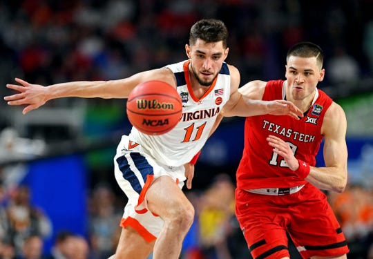 No. 30: Virginia guard Ty Jerome