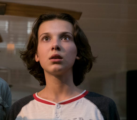 "Millie Bobby Brown stars in ""Godzilla: King of the Monsters."""