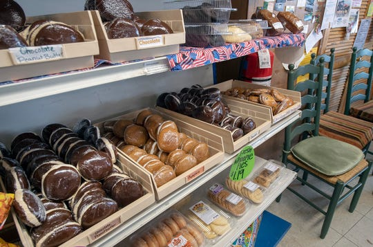 They sell about 500 Whoopie Pies a week at Hake's Grocery Store in Conewago Township.