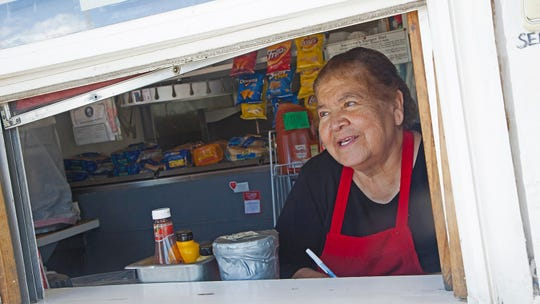 Socorro Streight has owned Socorro's Burger Hut in minuscule Mina, population about 150, since 2003. At 74 and needing three surgeries, she thinks it might finally be time to sell one of Nevada's best-loved burger joints.