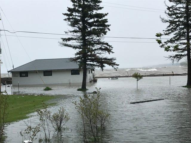 Lake Ontario flooding 2019: Another lakeshore flood warning