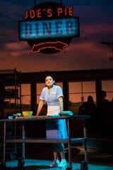 Christine Dwyer stars in 'Waitress.'