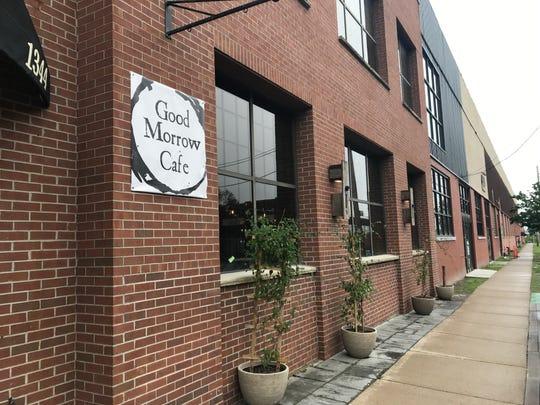 Good Morrow Cafe has opened on University Avenue.