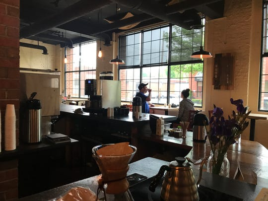 Good Morrow Cafe will have a similar look to the former Joe Bean Coffee Roasters.