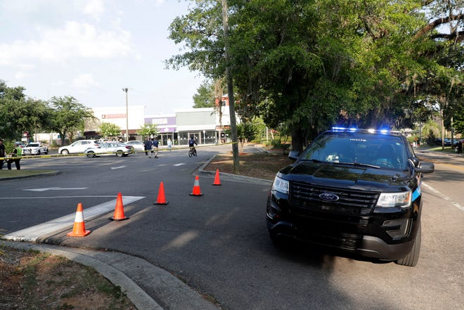 A gas leak was reported in the 1800 block of West Tennessee St. Tuesday, May 28, 2019.
