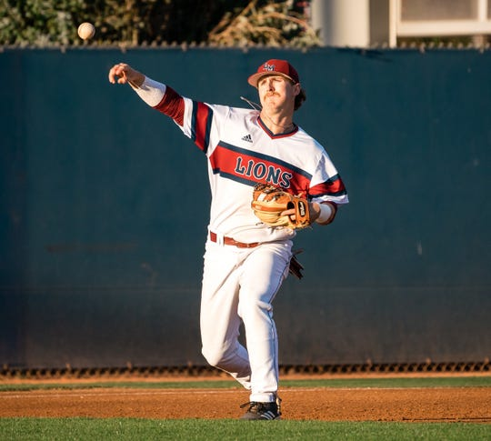 Agoura High graduate Brandon Shearer is hitting .315 with two home runs and 30 RBIs as the third baseman for Loyola Marymount.