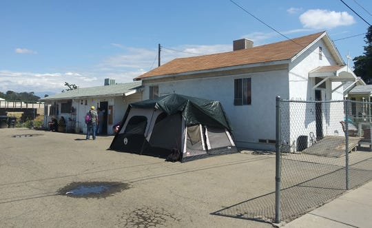 The New Porterville Rescue Mission could close if staff is unable to bring the facility to current building and safety codes.