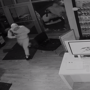 Marathon County Crime Stoppers is asking for your help to identify two males who recently broke into a Cellcom store in the village of Weston, and stole up to $50,000 worth of cellphones.