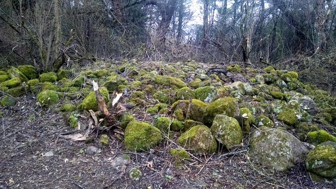 Rock-picking was a springtime ritual on the Apps farm in Waushara County.